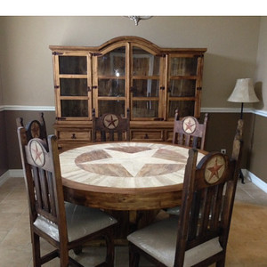 2013 03-13 New Dining room Furniture