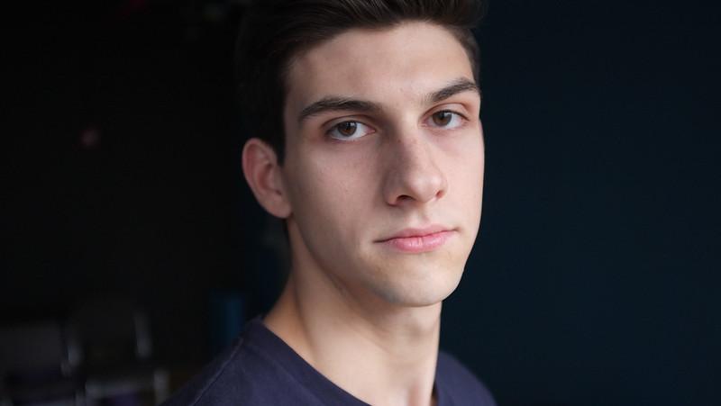 Elliot Saunders 7