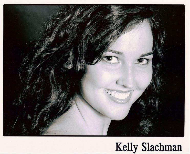 Kelly Slachman bw