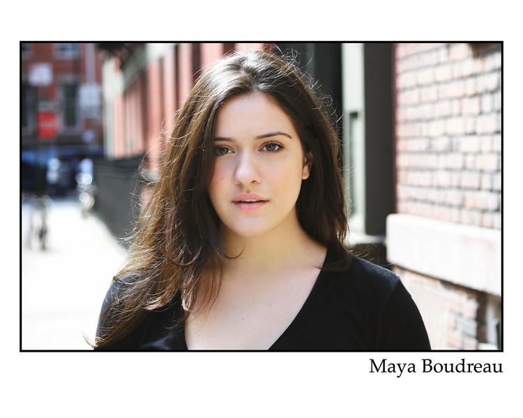 Maya Boudreau