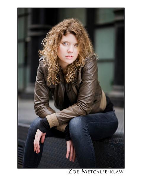 Zoe Metcalfe-Klaw