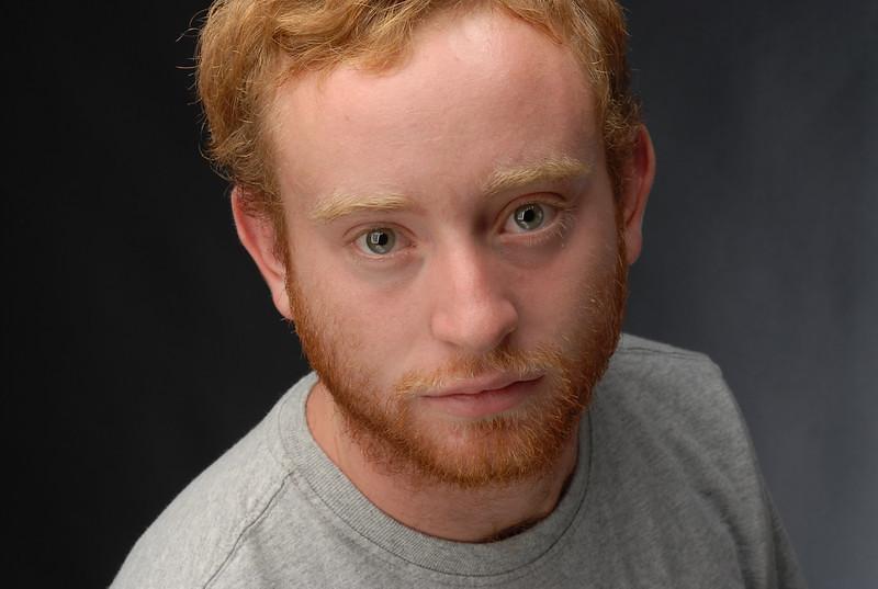MICKEY MONROE played by Danny Glatstein
