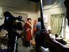 Bianca Rutigliano on NYU Film & TV Set