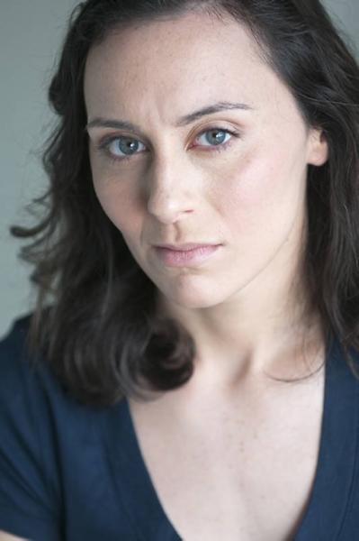 JUTTA HIPP played by Ashley Fields