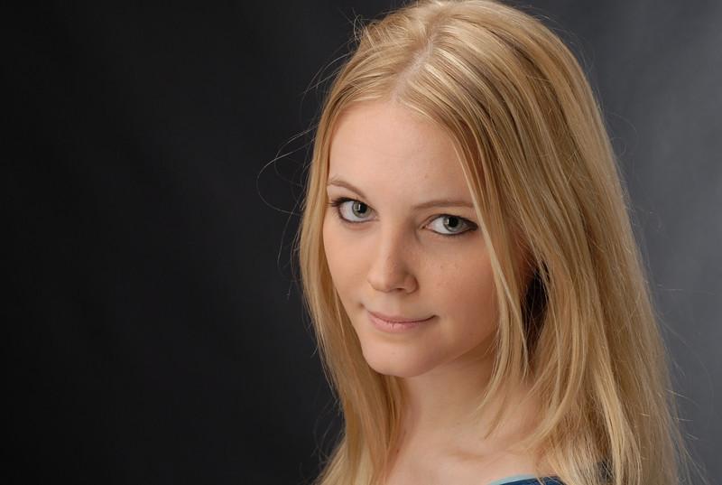 ANJA TATE played by Amanda Sterling