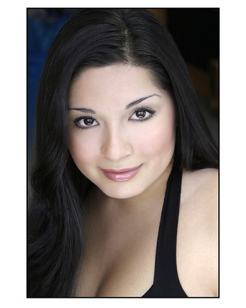 MAY SANDERS played by Sarah Wong