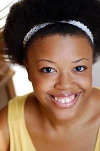 SIMA BUELL played by Alana Barrett-Adkins
