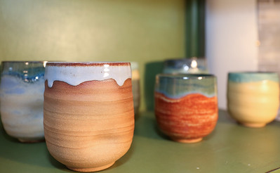 Laura Brees has opened Stoneware Alchemy Clay Studio at 163 Albany Turnpike, Suite 300 in Canton, CT.  Photo by John Fitts