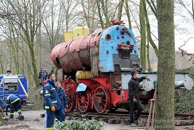 Lok ANNA 9 Tierpark Alsdorf