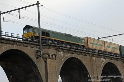 Spoorwegviaduct Sint-Martens-Voeren
