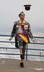 Hermee - Santa Monica Pier, CA