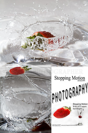 Stopping Motion Photography By: Lloyd R. Kenney III ©2014 All Rights Reserved. Contact Info: LloydKenneyiii@gmail.com
