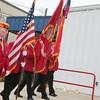 16Nov9 - Flag Raising Ernie Gaston  030