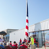 18May9 - Pfieffer Flag Raising 014