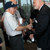 WWII Veteran Bobby Gantt meets with Senator Nichols