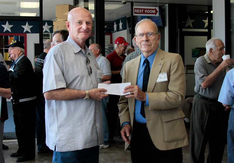 10Apr21 LSHF Sons of the American Revolution donation 001