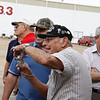 Honor Flight veterans visit WWII warbirds and B-17 Saturday April 30, 2011