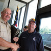 Captain Mike White of the Montgomery County Constables Pct. 2 Office.