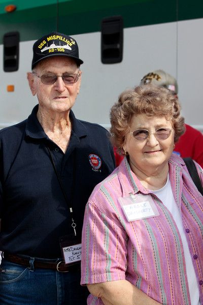 10Aug4 LSHF Hearts Pete & Carole Daugherty