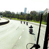 Montgomery Co. Sheriff's bicycle escort