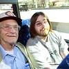 George & Grandson