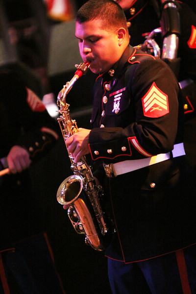 13Feb27 - HLSR Lunch Marine Band 072