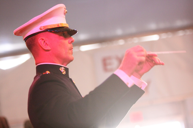13Feb27 - HLSR Lunch Marine Band 051