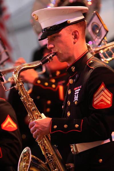13Feb27 - HLSR Lunch Marine Band 047