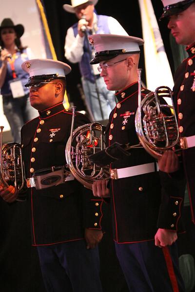 13Feb27 - HLSR Lunch Marine Band 060