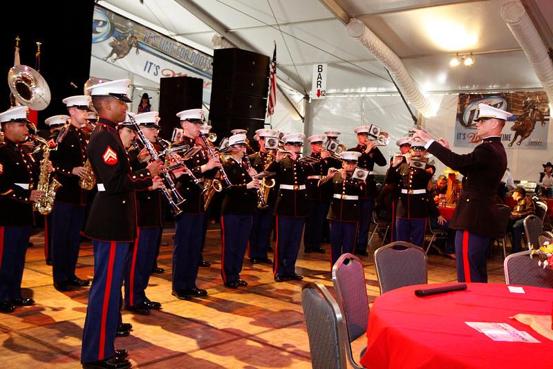 13Feb27 - HLSR Lunch Marine Band 019a
