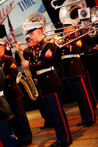 13Feb27 - HLSR Lunch Marine Band 031