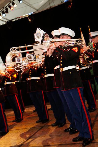 13Feb27 - HLSR Lunch Marine Band 033