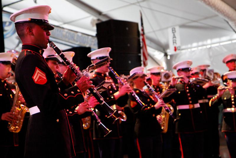 13Feb27 - HLSR Lunch Marine Band 024