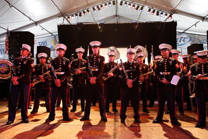 13Feb27 - HLSR Lunch Marine Band 043