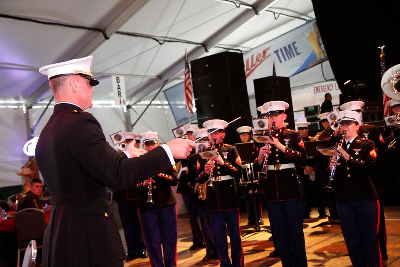 13Feb27 - HLSR Lunch Marine Band 036
