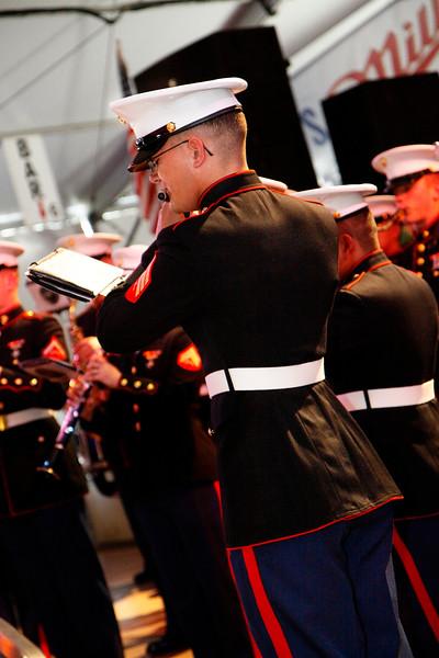 13Feb27 - HLSR Lunch Marine Band 030