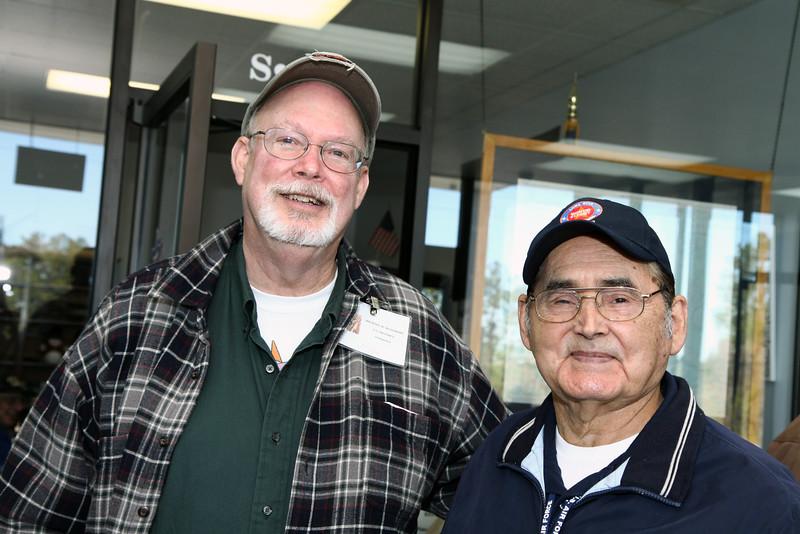 12Jan11 - LSHF Michael Dunsmore friend of Leopold Ortiz