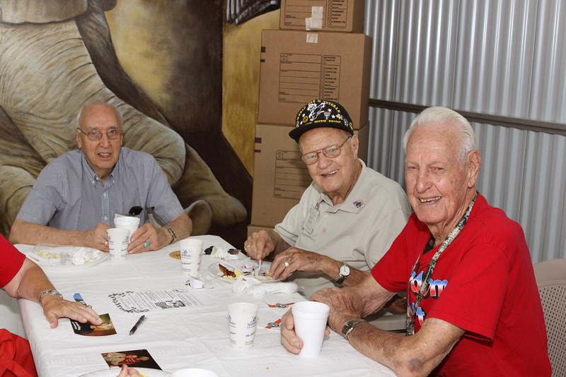 12Jun13 - LSHF 026 Bill, Clyde, Harding