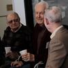 10Mar3 LSHF Harding Boeker (middle), Clyde Miller, Harry Curry