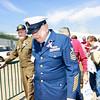 WWII veteran Bob Heyde