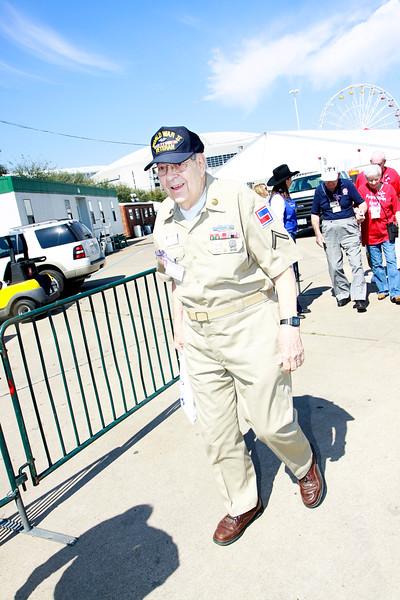 WWII veteran Bob Bray