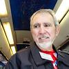 Veteran, military supporter and Patriot Guard Texas State Captain, Lou Freitas