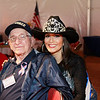 WWII veteran Joe Gantt and Miss Houston Rodeo