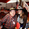 WWII veteran R.B. Kelly and Ms. Houston Rodeo