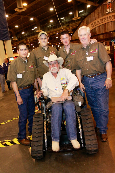 """Wounded Warrior's and members of Combat Marine Outdoors  <a href=""""http://www.combatmarineoutdoors.org"""">http://www.combatmarineoutdoors.org</a>"""