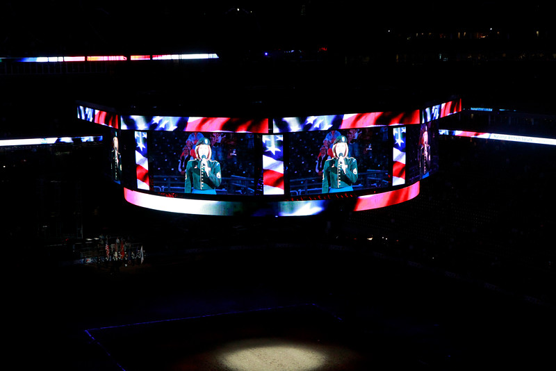 National Anthem, Houston Livestock Show and Rodeo