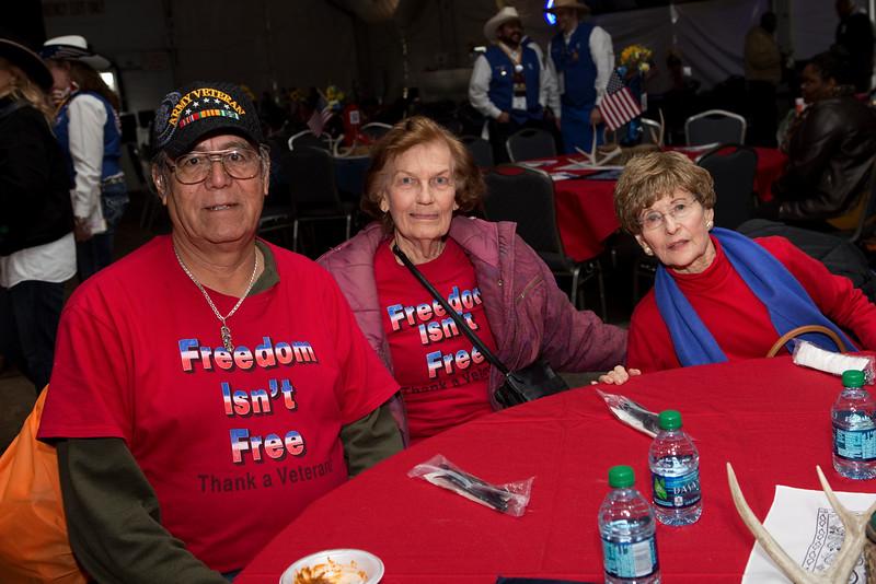 14Mar5 - HLSR Lunch 024 Roger Sanchez, Roselyn Staton, Martha Haskell