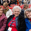 14Mar5 - HLSR Ceremony 015 Roselyn Staton, Caryl Pfeiffer, Betty Hargraves