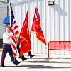 10May5 LSHF Flag Raising Ceremony Marine Corp League 007