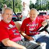 10May5 LSHF Flag Raising Ceremony Lou Frietas, Bill Hill 002